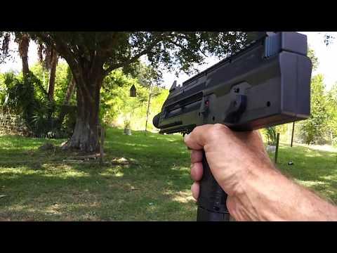 Umarex Steel Storm BB Gun And Hacking The C02