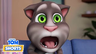 Super Strong 💪  NEW CARTOON 💪 Talking Tom Shorts (S2 Episode 5)