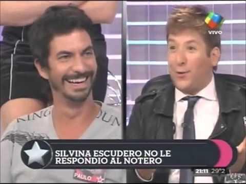 Polino, a Escudero: Sos una estúpida, te veremos pasar como a tantas