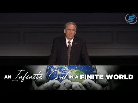 08/22/2021 | An Infinite God in a Finite World | Pastor David Myers