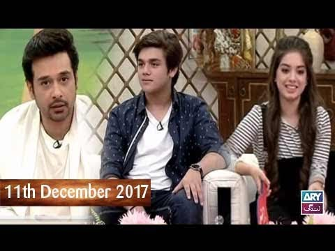 Salam Zindagi With Faysal Qureshi  - 11th December 2017 - Ary Zindagi