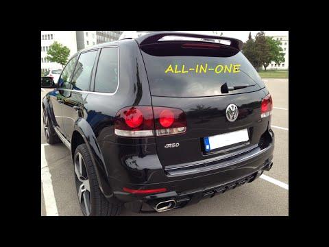 Tuning VW Touareg ABT Sportsline Aero Kit Kotflgelverbreiterung