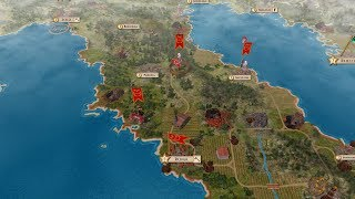 Aggressors: Ancient Rome - GAMEPLAY [PC/4K UHD]