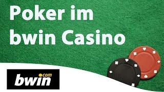 Bwin: Poker im Bwin-Casino