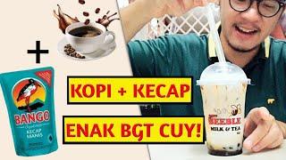 RESEP - CARA BUAT KOPI + KECAP. ENAK BGT, HARUS COBAIN SUMPAH!