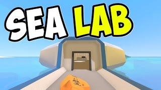 "UNTURNED - ""Undersea Laboratory!!"" Episode 74 (Unturned Role-play Hawaii Playthrough)"