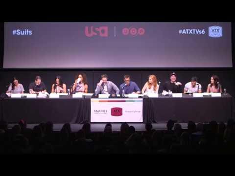Suits 100th episode Celebration Panel