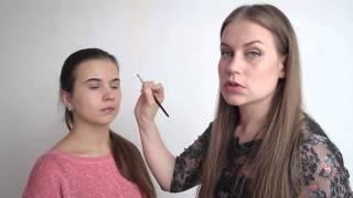 Как правильно окрашивать брови хной. Видеоинструкция.