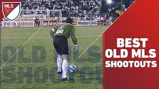 Best Old School MLS Shootouts