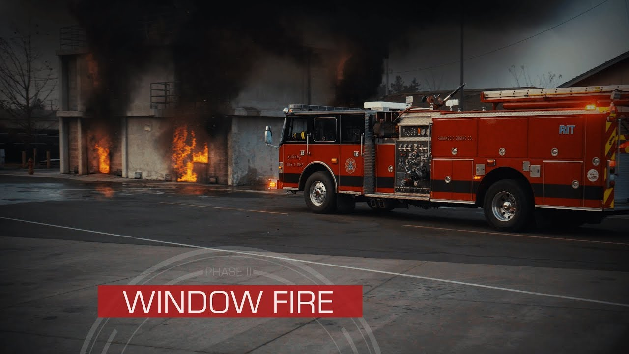 Window Fire VFX Stock Footage Collection | ActionVFX