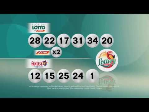 Lotto & Fantasy 5 20171101