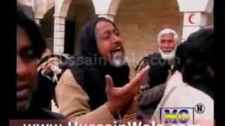 Baba Lal Hussain Haideri Faslabad Noha Kawhni In Sham RAZA DA BABA