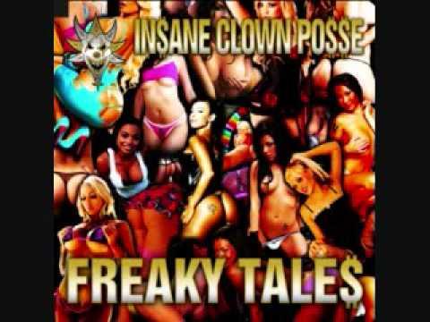 ICP - Freaky Tales (Black Pop)
