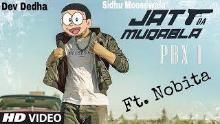 Jatt Da muqabla Song Sidhu Moosewala In Doraemon Nobita Version