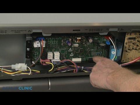 Main Control Board - Whirlpool Gas Range (Model #WFG745H0FS1)