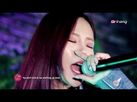 [I'm LIVE] Heize & Shut up & Groove (헤이즈 & Shut up & Groove)