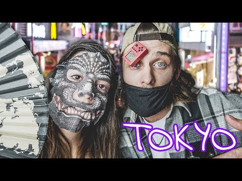 TOKYO CITY GUIDE - Alles was man in Tokyo sehen muss & mehr! l Whats Next Japan Guide