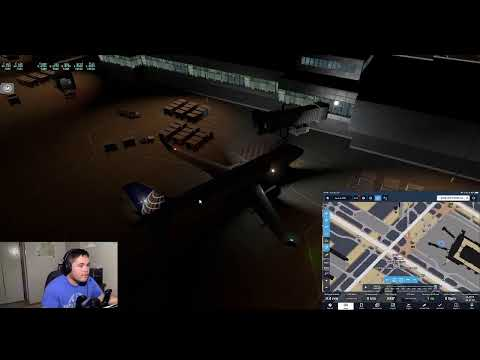 Aviation Live Stream 1 - Night Flight From Sioux Falls, SD To Minneapolis, MN!!
