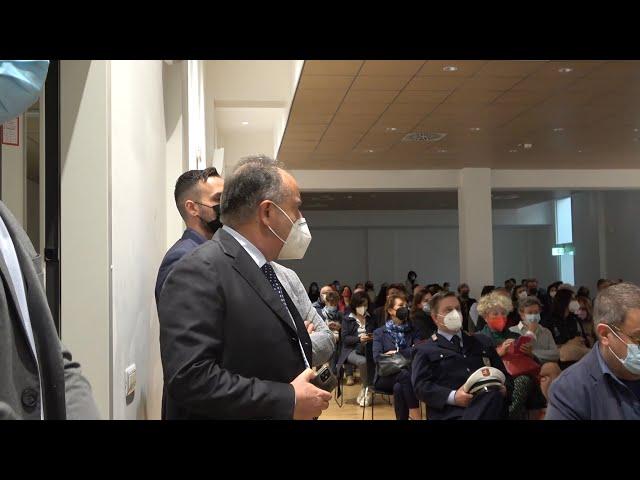 Premio Ponte Mediceo di Pontassieve al procuratore Nicola Gratteri