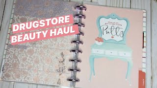 Hey there planner beauties! I'm keeping track of my beauty expenses on my Happy Planner It's going to be interesting to see the actual numbers at the end of ...