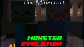 Film minecraft monster evolution partie 1: Les visions