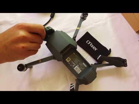 видео: Применение cfixer к квадрокоптеру dji mavic