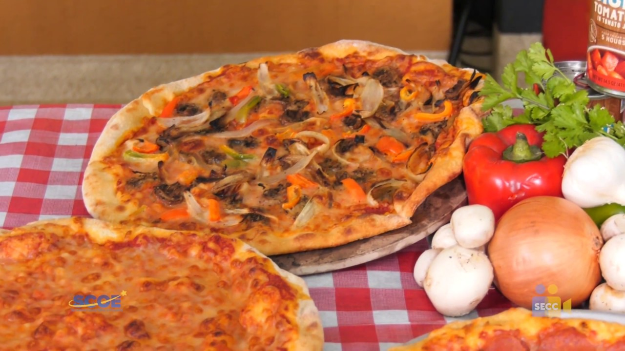 SCOE: Classroom in the Kitchen – Pizza