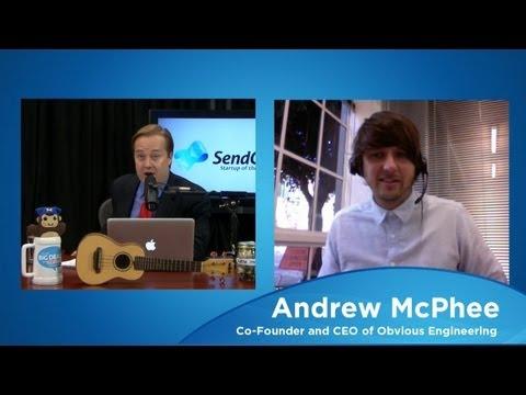 - Startups - SendGrid Startup of the Week #14 - Andrew McPhee of Obvious Engineering
