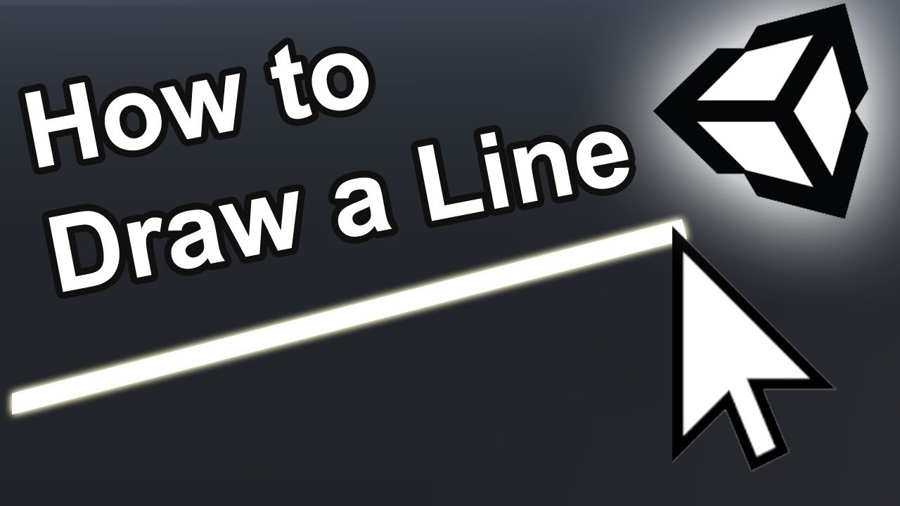 Line Drawing Unity : Line drawing tutorial unity 🎓 youtube