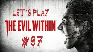 The Evil Within #07 Doktor Spielchen ★FACECAM★HORROR★(German/FULL-HD) PS4