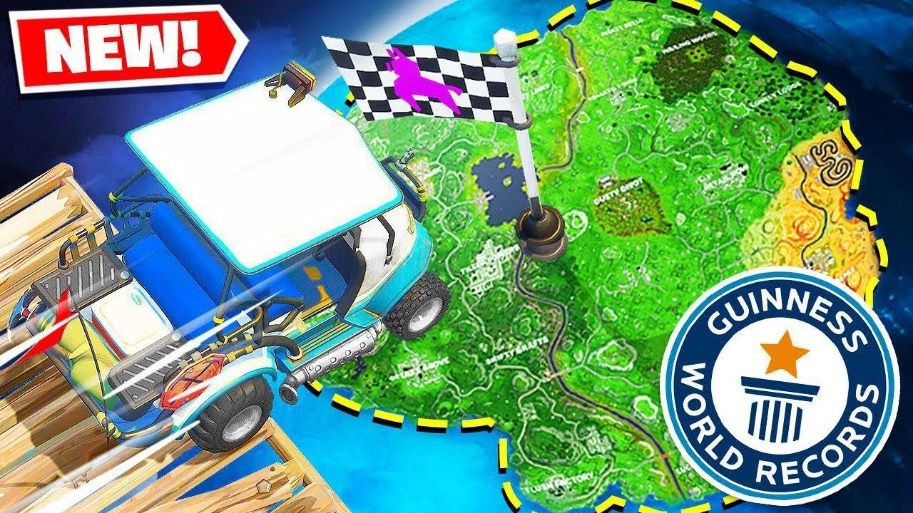 world record we built a race track around the entire map