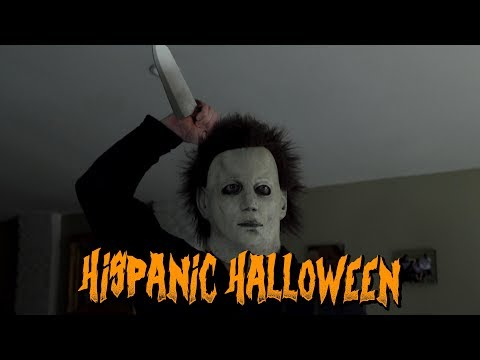 Hispanic Halloween | David Lopez