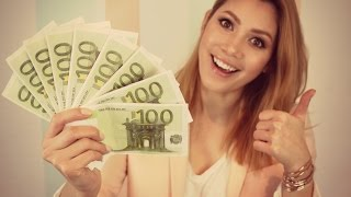 Geld sparen – 10 Tipps