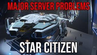 Server Problems + Ship Sale = …