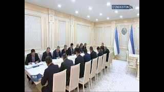 Президент провел совещание по выполнению