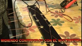 Construcción de Antena HD - High Definition paso a paso - Parte2