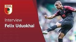 19/20 // Interview // Felix Uduokhai beim FCA angekommen