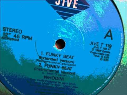 Whodini  - Funky Beat. 1986 (Hip hop/Rap)