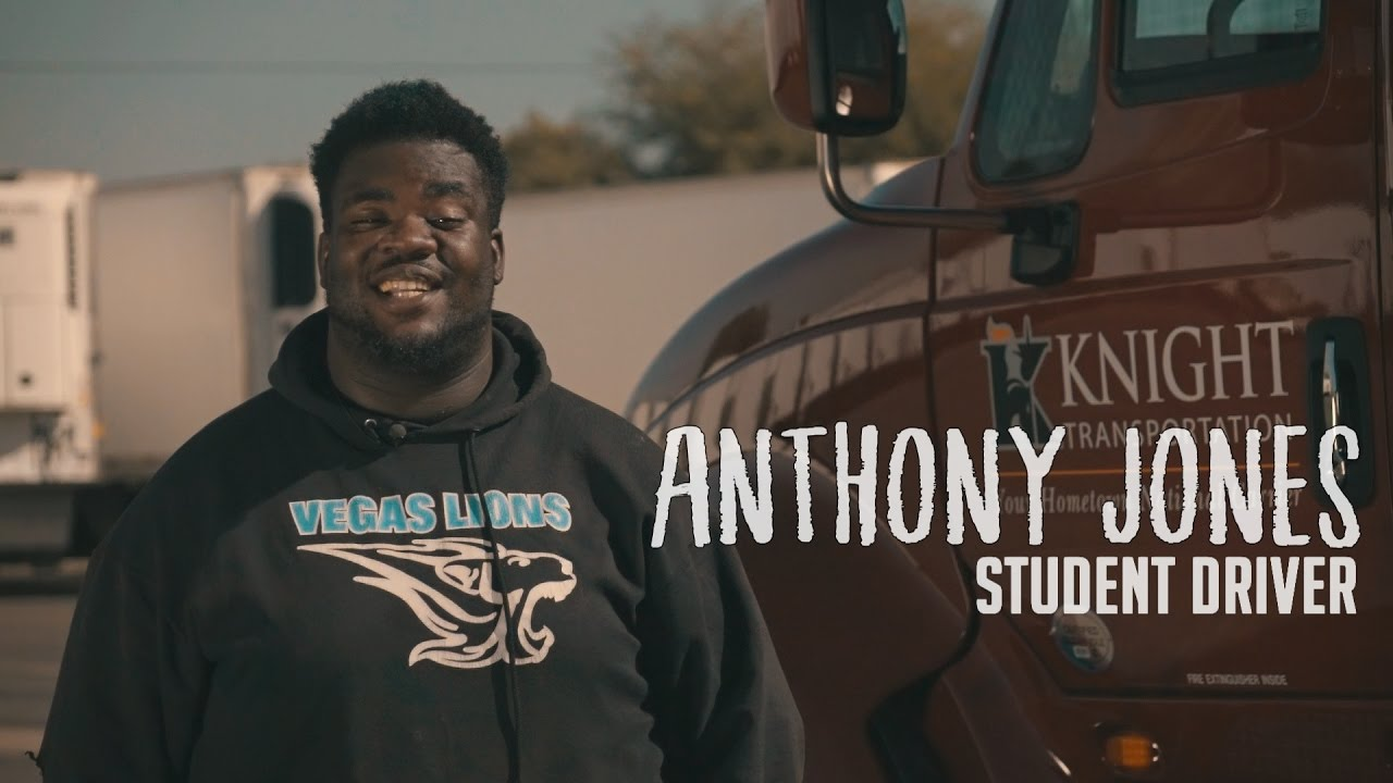 Why I Got My Cdl At Knight Transportation Truck Driving School Youtube