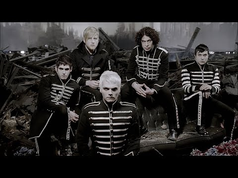 Piano tabs welcome to the black parade