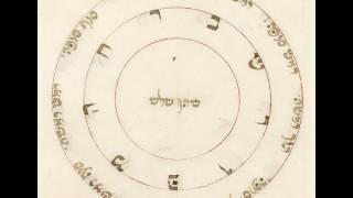 Abraham Abulafia Kabbalah Life of the World to Come Divine Name Meditation Circles Animation