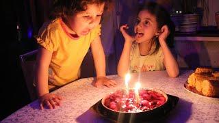 ميلاد ماسة بموسكو | حفلة عيد ميلاد | happy birthday party |  जन्मदिन | อยากเป่าเค้กวันเกิดคะ