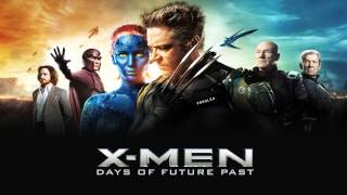 X-Men: Days Of Future Past - The Attack Begins [Soundtrack HD]
