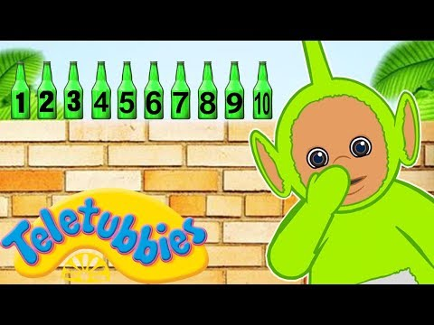 Teletubbies | Ten Green Bottles & Many More | Nursery Rhymes for Children | Kids Songs Teletubbies