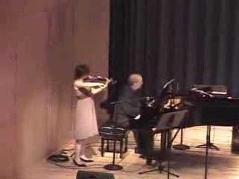 Bob Acri and Emily Acri play Sleep Away
