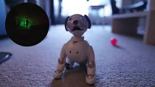 A new story of AIBO a Robotic Dog | A day in the life of a Robotic Puppy