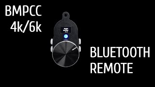 BMPCC 4k and 6k bluetooth remote: MagicButton v3. This is the one!