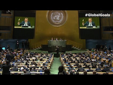 Highlights of the UN Sustainable Development Summit