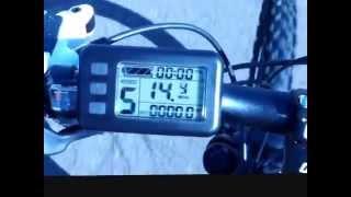 Electric 1000w 48v eBike - Mountain eBike – Carrera Vulcan electric bike, Very Fast -Top Spec.