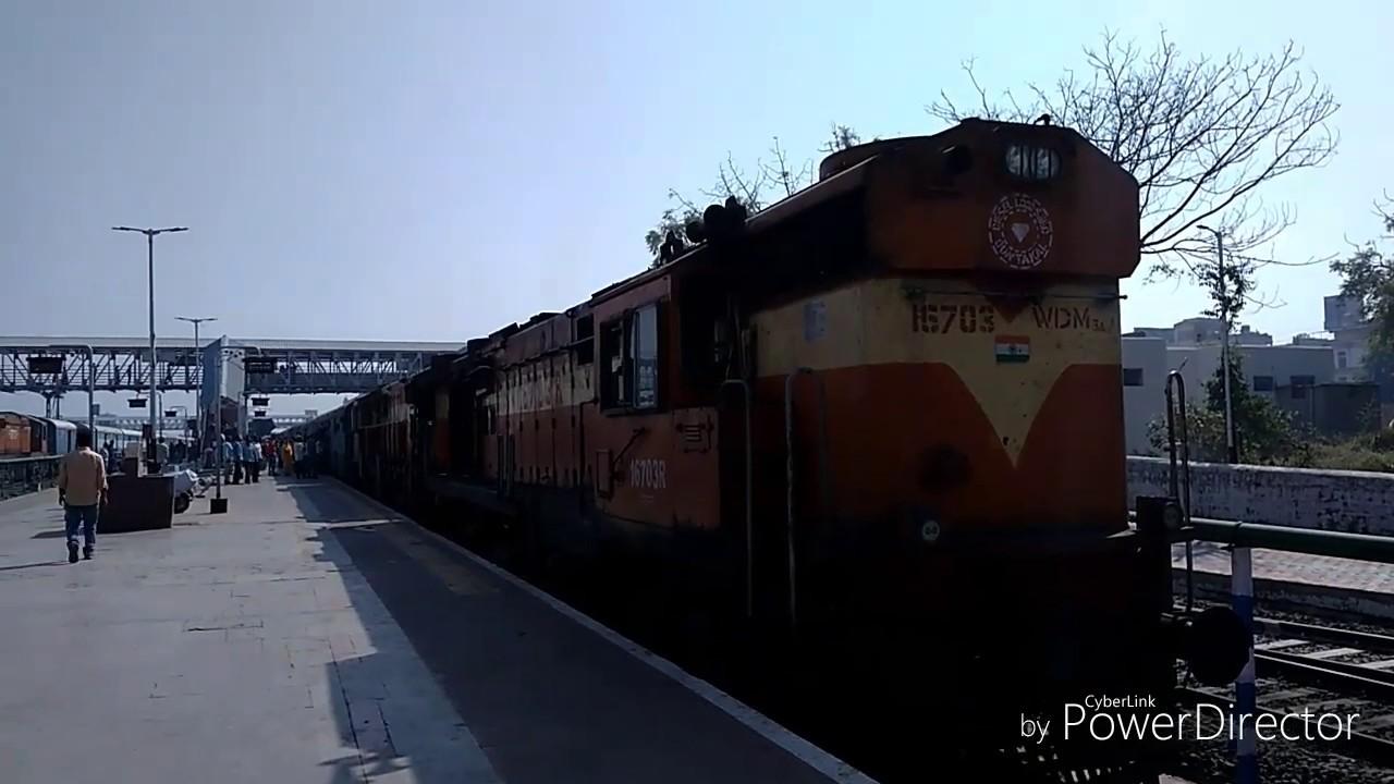 Download 17618-Tapovan express departing from hazur sahib nanded